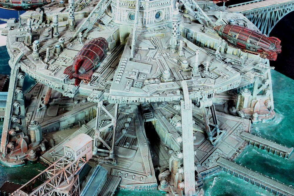 Diorama - Dystopian Wars