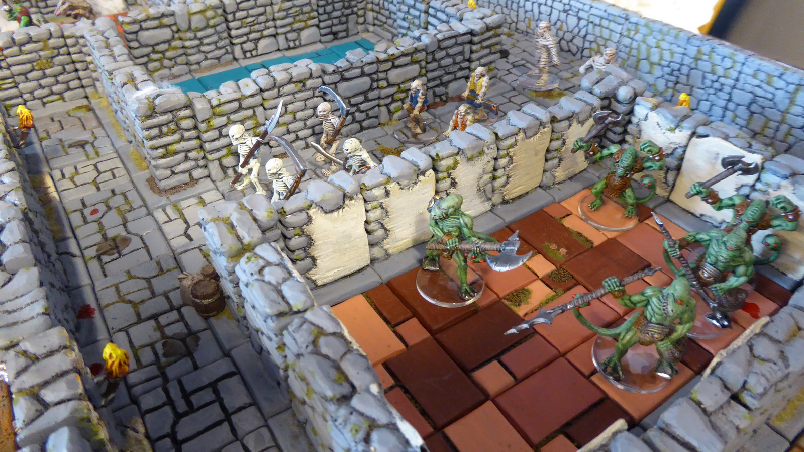 a p heros quest Hero's quest: so you want to be a hero (later re-released as quest for glory: so you want to be a hero because of trademark issues involving the heroquest board game) is an adventure.