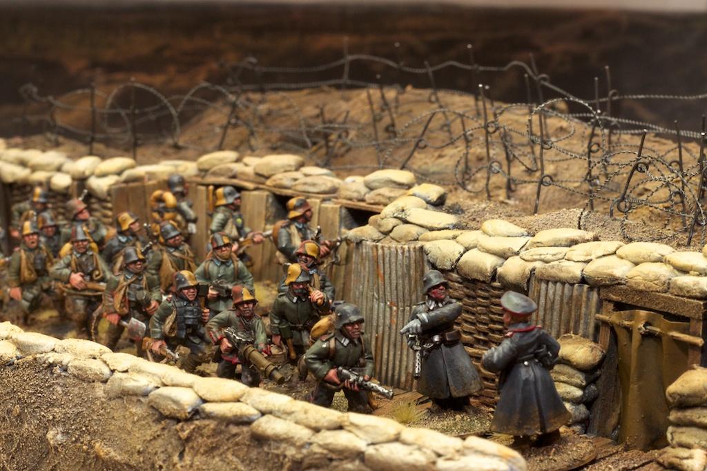 Westfront 1917 Regelsystem Bolt Action Westfront 1917