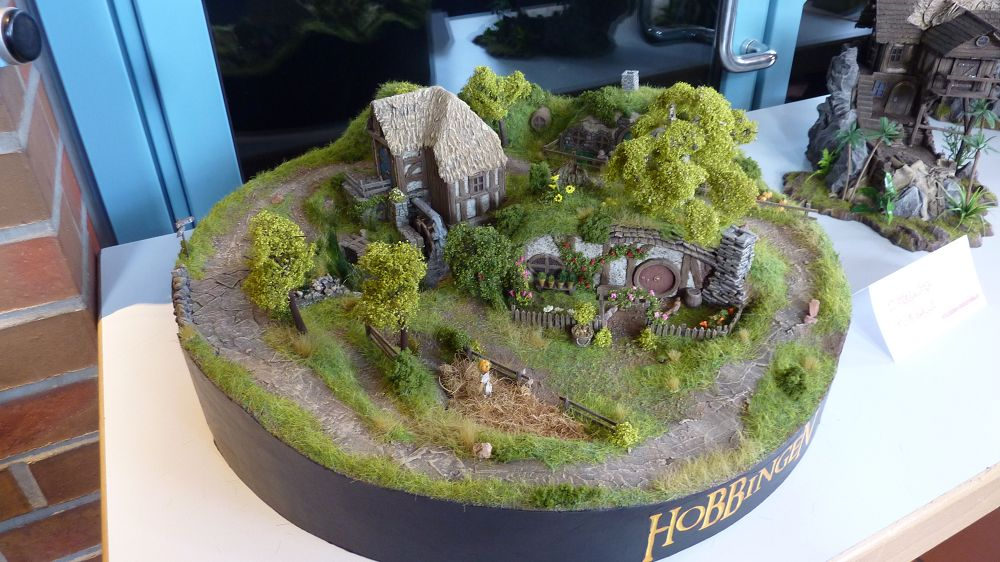 Diorama - Hobbingen